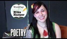 Image for Word Play with Nika Harper #6: LeakyCon, Iambic Pentameter, and More!