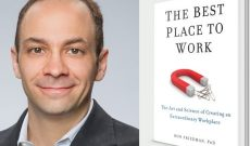Image for Dr. Ron Friedman on Extraordinary Workplaces (Podcast)