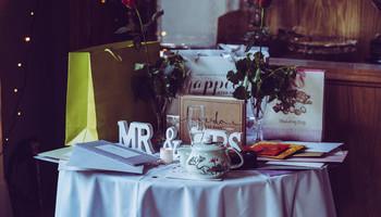 Split Ceremony Wedding Gifts