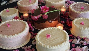 Cake Buffets