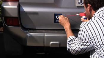 Bye-bye, Bumper Stickers
