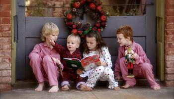 A Christmas Back Story