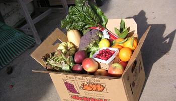 Convenient Fruits And Veggies