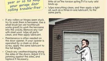Fall/winter Home Improvement Info 2