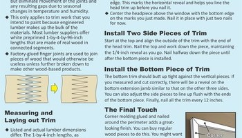 Fall-winter Home Improvement Info 3