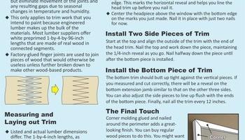 Fall-winter Home Improvement Info 3