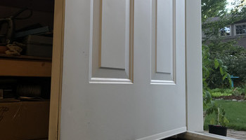 How To Install A Bottom Door Seal