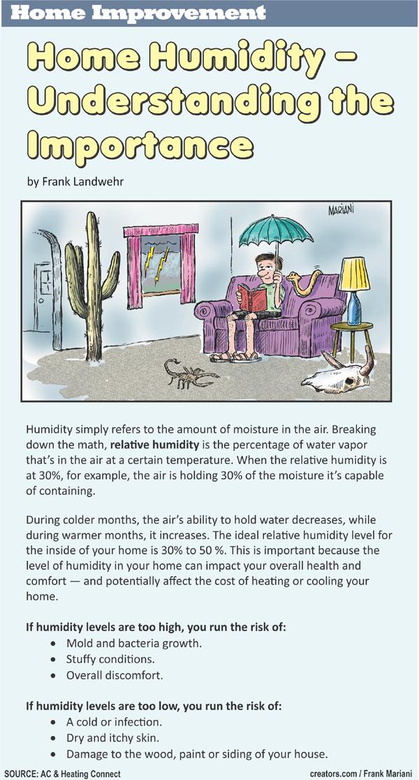 Fall Winter Home Improvement Info 2