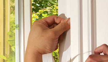Securing Window Seals