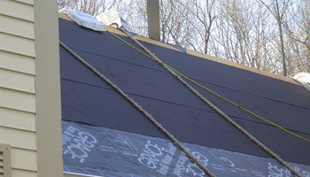 Cold-weather Roofing