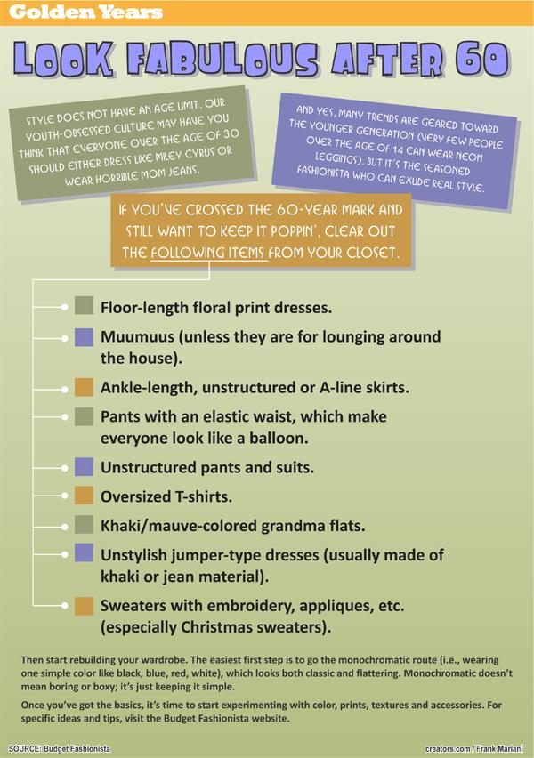 Golden Years Infographics 2