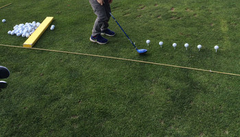 Golfing With Your Kids