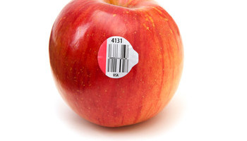 Reading Produce Stickers