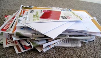 Junk Mail Menace