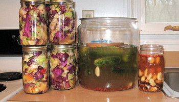 Fun, Flavorful Fermented Foods