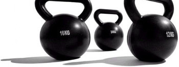 For Whom The Kettlebell Tolls