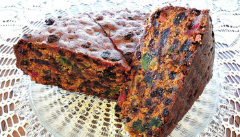 Not Your Great-aunt's Fruitcake