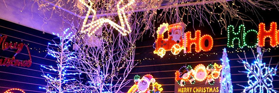 Santa's Sleigh 2013