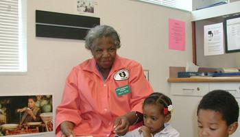 Seniors Volunteering