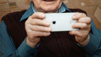 Seniors On Social Media