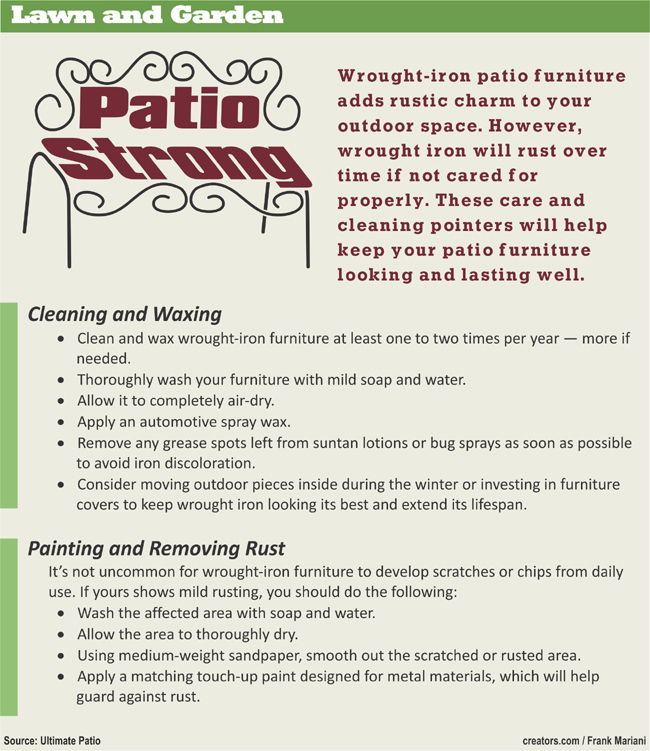 Spring Lawn And Garden Info 1