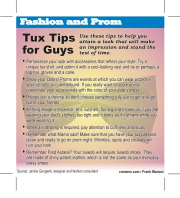 Spring Summer Fashion & Prom Facts 3