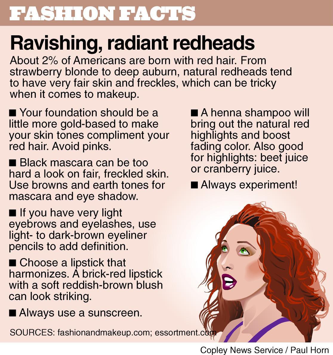 Ravishing, Radiant Redheads