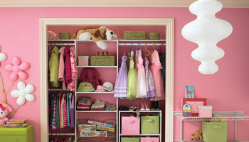 Tidy Children's Rooms