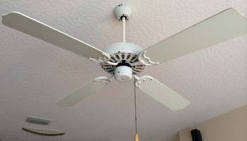 A New Spin On Ceiling Fans