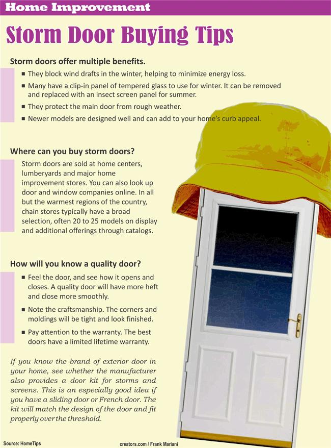 Spring/summer Home Improvement Info 2
