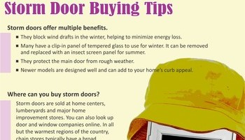 Spring/summer Home Improvement Info 2
