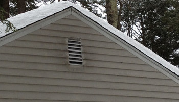 Installing Gable Vents