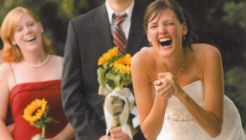 Shakin' Up Your Wedding
