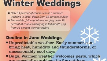 Wedding Bells Infographics 2