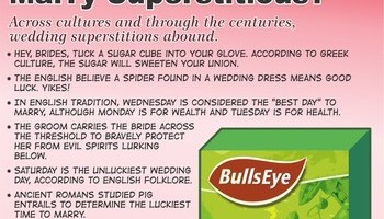 Wedding Bells Infographics 1