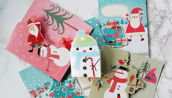 Crafty Christmas Cards