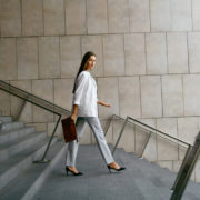 woman-on-stairs
