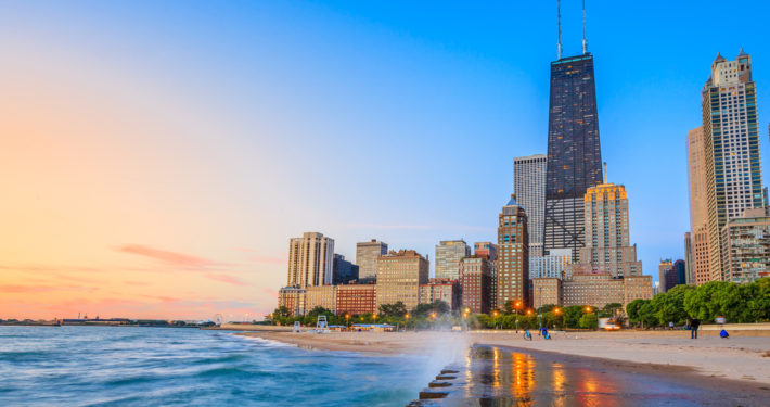 chicago best city for small businessess