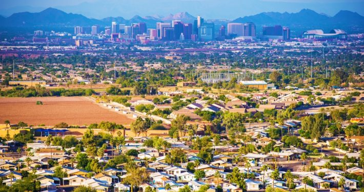 southwestern cities for small businesses