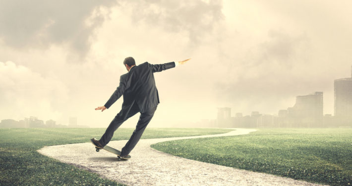 Small Business Financial Agility and Shock Resistance