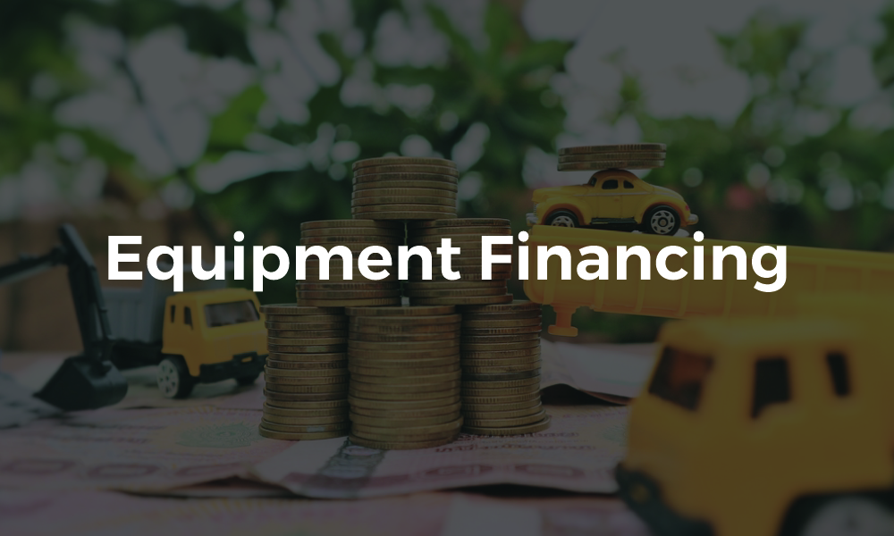 Equipment Loans and Financing