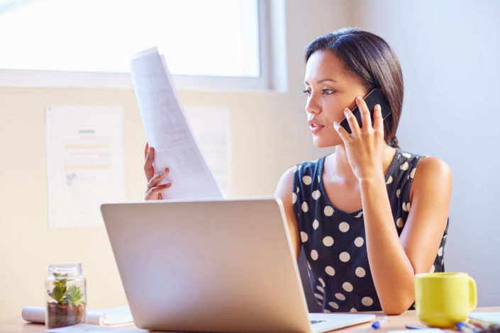 Administrative Business Responsibilities