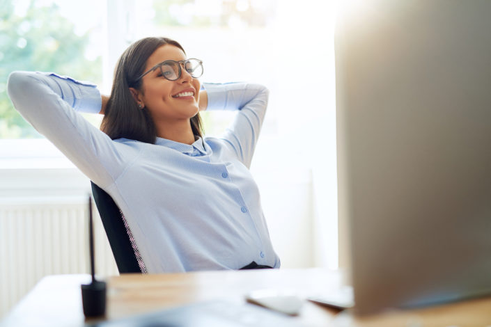 Methods to de-stress as a small business owner
