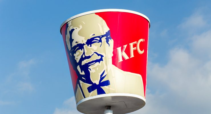 investing in a franchise kfc bucket