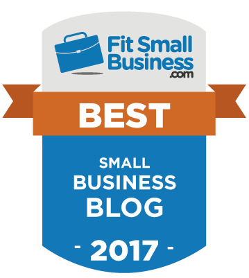 Credibly' nominated as one of the best small business blogs 2017
