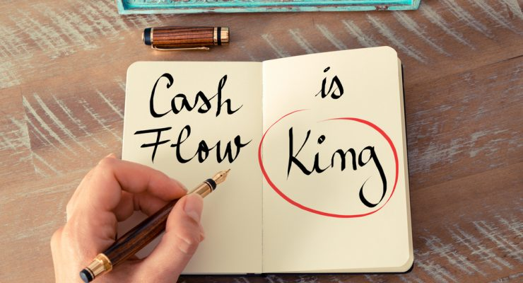 small business cash flow