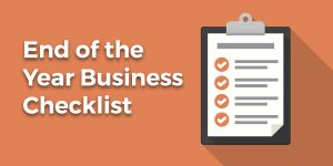 End Of Year Checklist For Business Growth