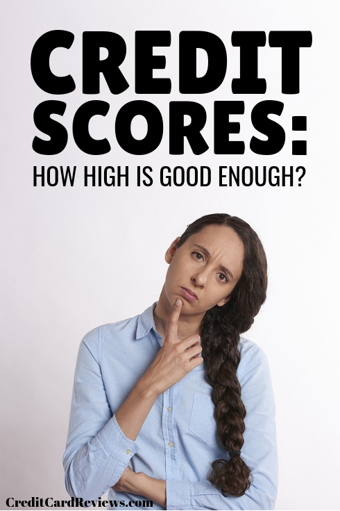When it comes to credit, a very good score may actually be good enough. Anything above that nets you some serious bragging rights, but it might not result in much else.
