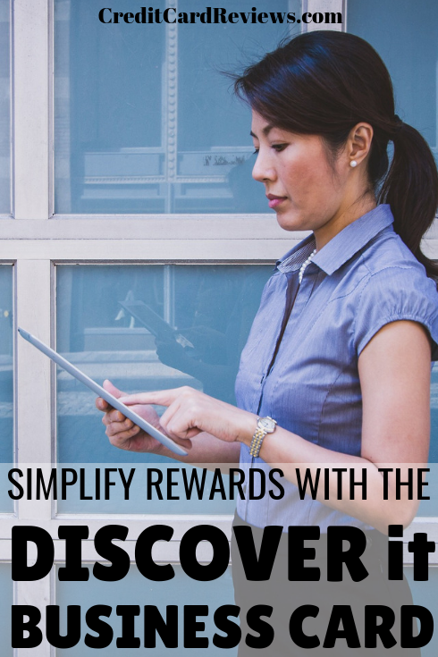 Discover announced the launch of their newest product, the Discover it Business credit card. It offers a number of great features and excellent rewards for new cardholders, but is it the right card for your company?