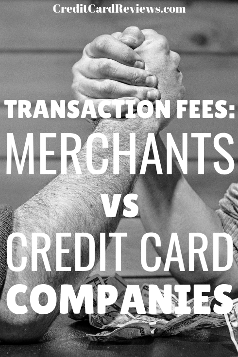 Each time you use your credit card at your favorite restaurant or retailer, they are charged an interchange fee. It's the big three credit card companies who set these rates. Here is how it affects you....